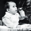 Певица Елка в детстве